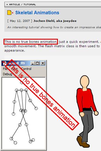 mocap на коленке (Skeletal Animations 2) - 1