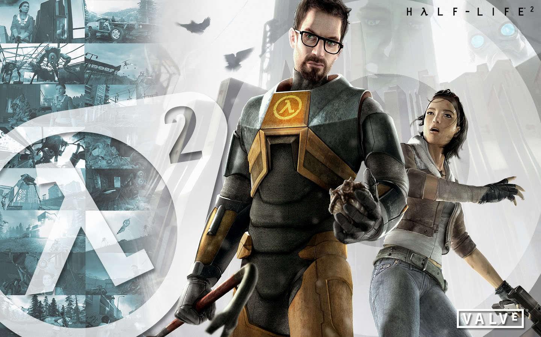 Half-Life 2 исполнилось 10 лет - 1
