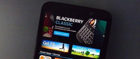 Открыт приём предзаказов на BlackBerry Classic