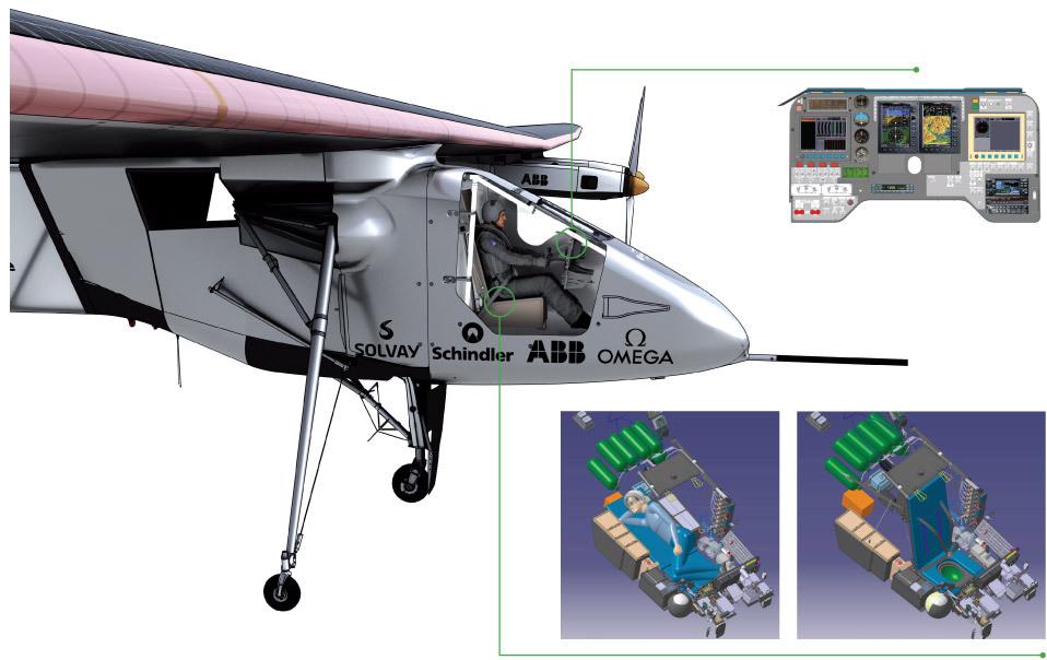 Ответы Solar Impulse на вопросы пользователей Geektimes - 2