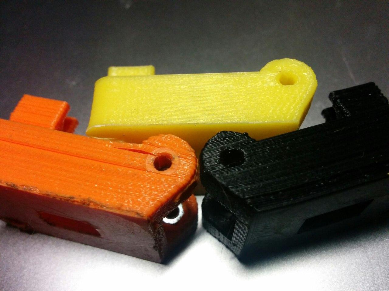 Смотрим эволюцию 3d-принтера под микроскопом - 1