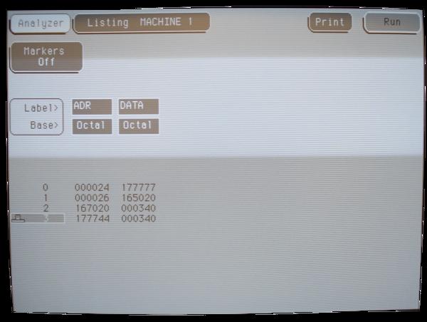 Восстановление PDP 11-04 - 14