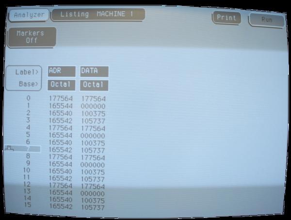 Восстановление PDP 11-04 - 16