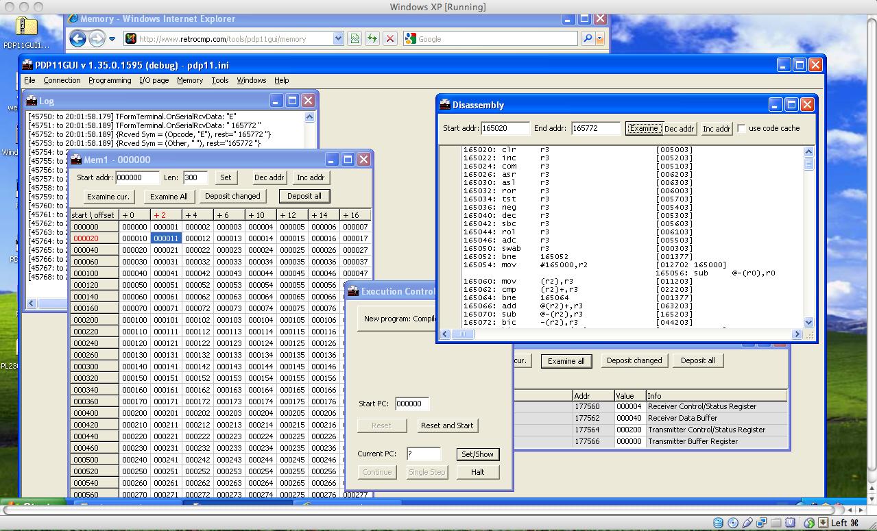 Восстановление PDP 11-04 - 21