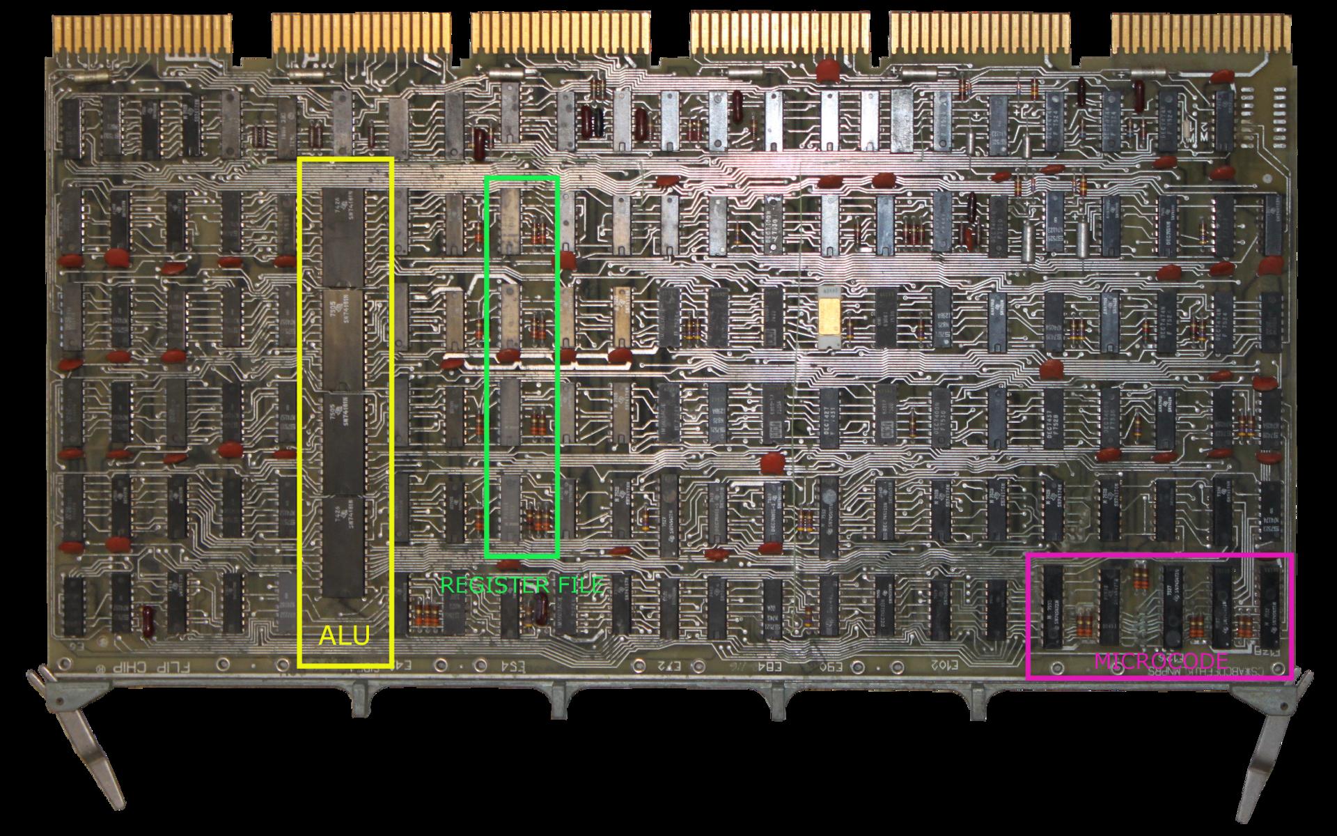 Восстановление PDP 11-04 - 3