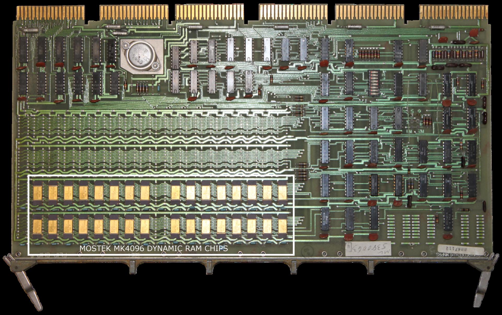 Восстановление PDP 11-04 - 4