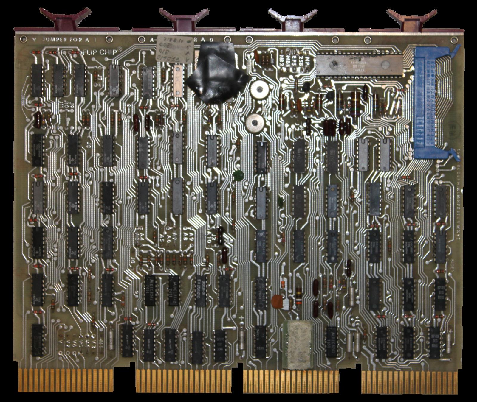 Восстановление PDP 11-04 - 5