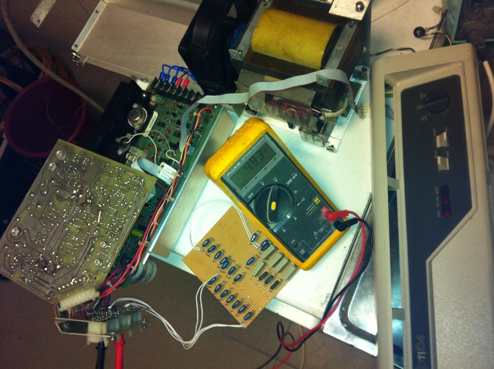 Восстановление PDP 11-04 - 8