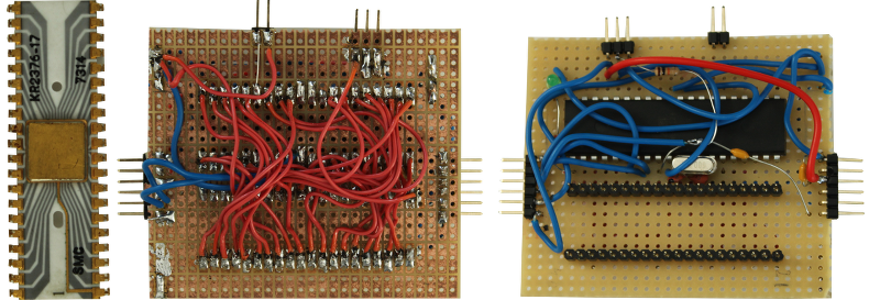Восстановление PDP 11-04. Терминал LA30 Decwriter - 5