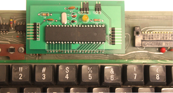 Восстановление PDP 11-04. Терминал LA30 Decwriter - 7