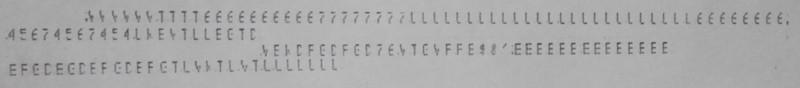 Восстановление PDP 11-04. Терминал LA30 Decwriter - 9