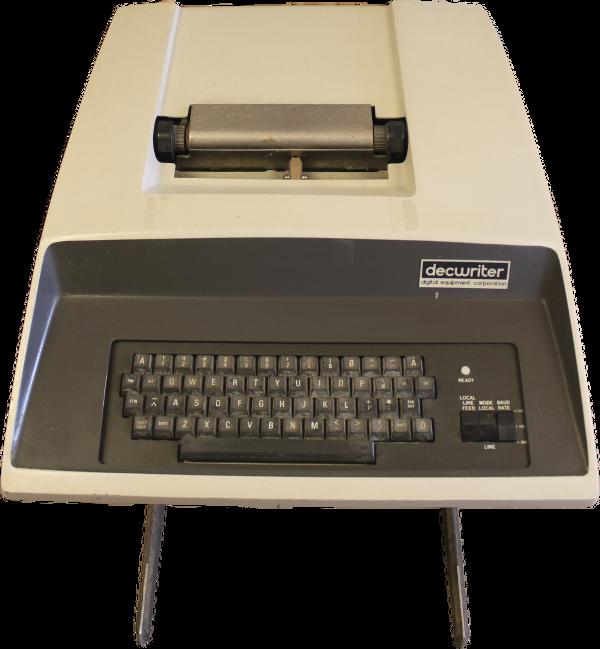 Восстановление PDP 11-04. Терминал LA30 Decwriter - 1