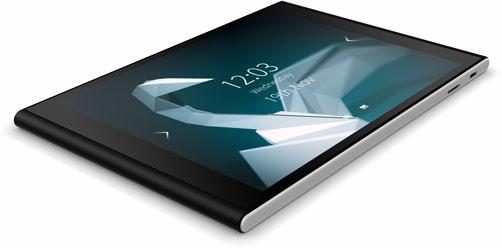 В планшете Jolla используется 64-разрядный четырхъядерный процессор Intel