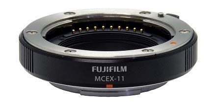 Fujifilm выпускает кольца для макросъемки MCEX-11 и MCEX-16, совместимые с объективами серий XF и XC - 1