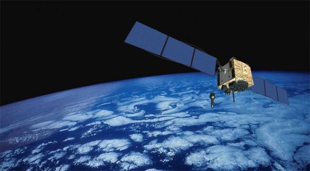 Детектор тёмной материи на основе спутников GPS - 1