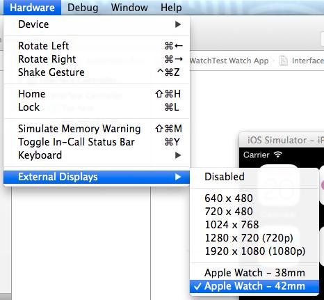 Изучаем WatchKit — создаем первое приложение для Apple Watch - 13