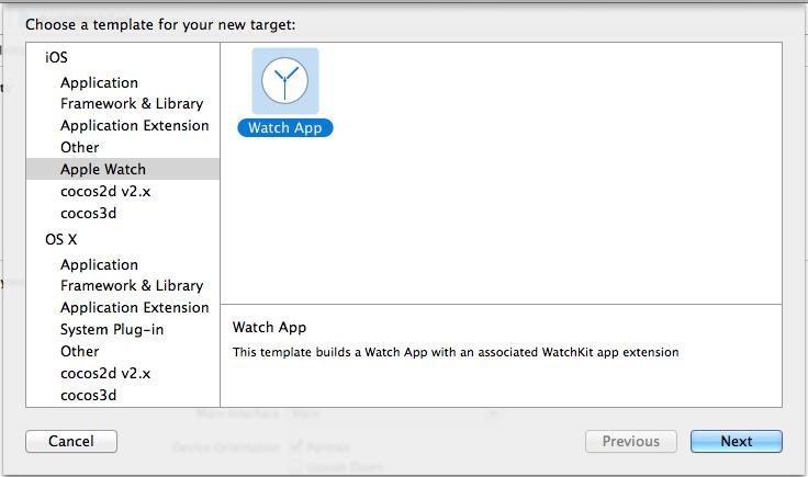Изучаем WatchKit — создаем первое приложение для Apple Watch - 3