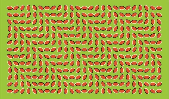 Оптические иллюзии из книги Eye Benders с пояснениями - 2