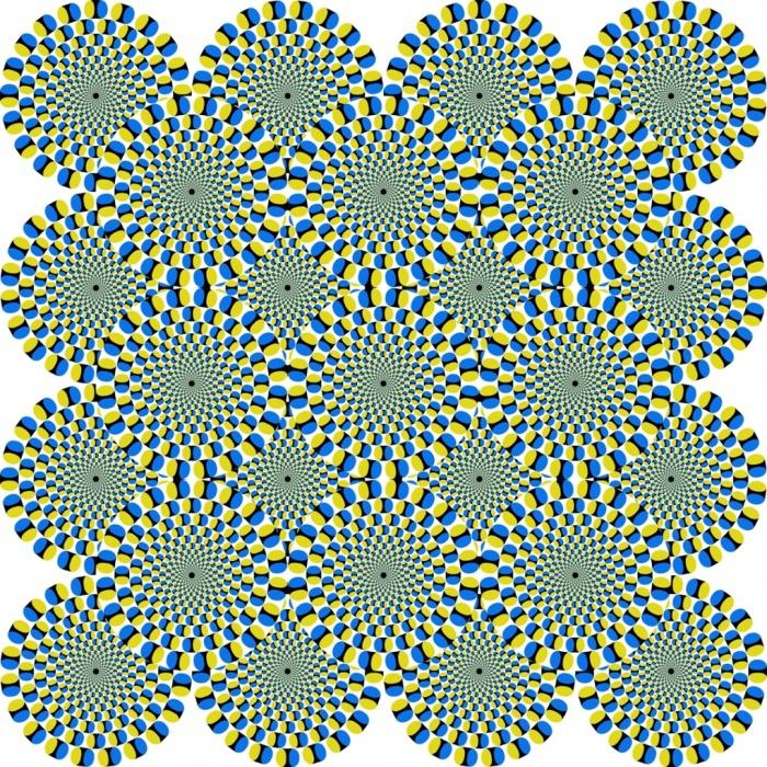 Оптические иллюзии из книги Eye Benders с пояснениями - 3