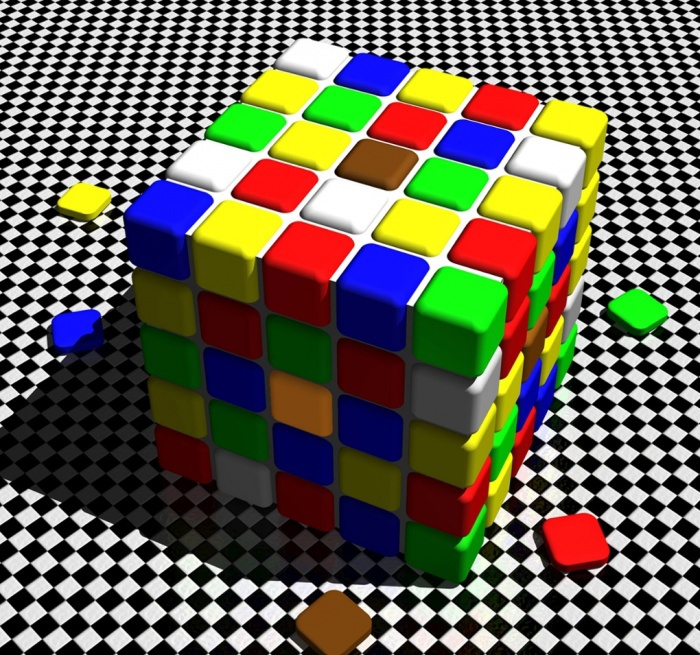 Оптические иллюзии из книги Eye Benders с пояснениями - 5