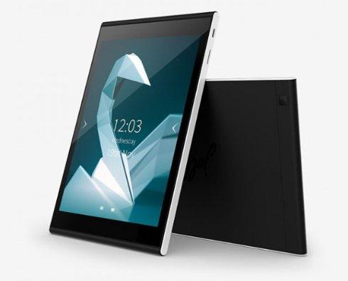 Jolla совместно с пользователями создаст аналог iPad Mini