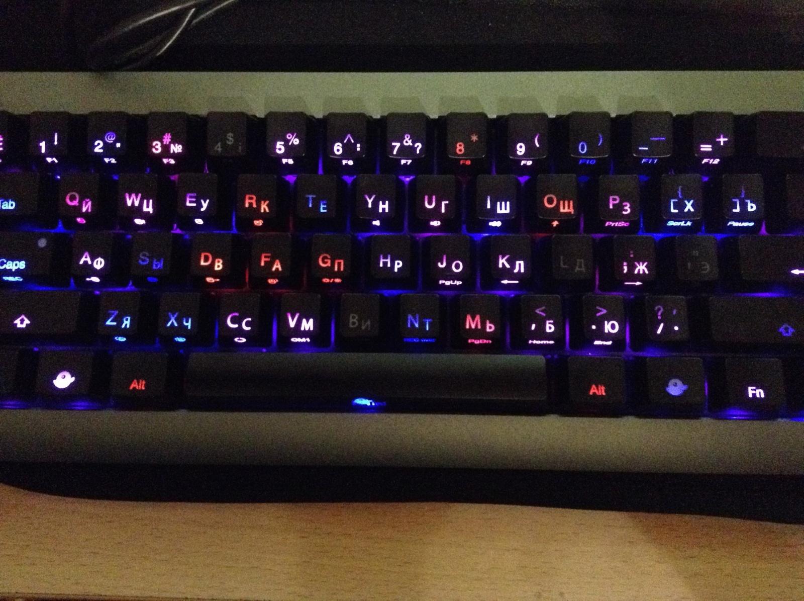Обзор мини-клавиатуры Ducky Mini - 12