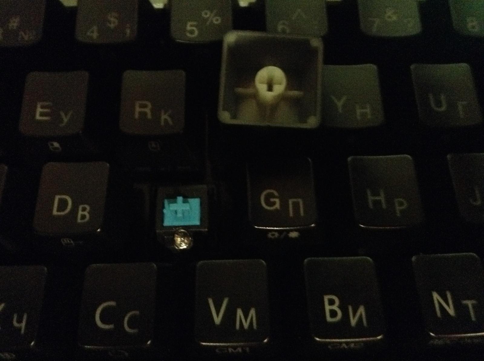 Обзор мини-клавиатуры Ducky Mini - 15