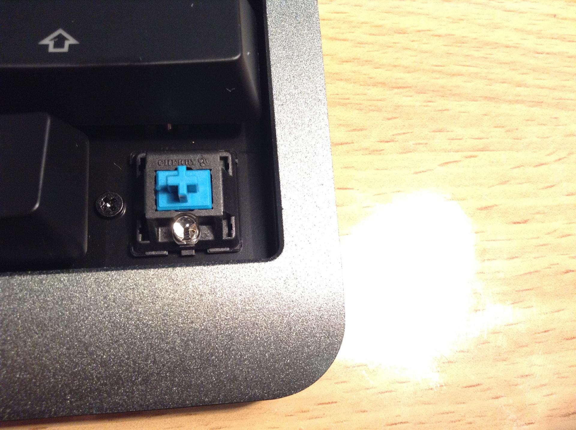 Обзор мини-клавиатуры Ducky Mini - 7
