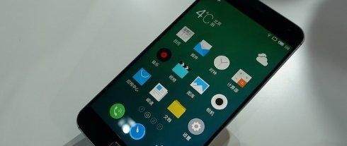 Презентация смартфона MX4 Pro с 5,5 дюймовым 2K дисплеем от Meizu