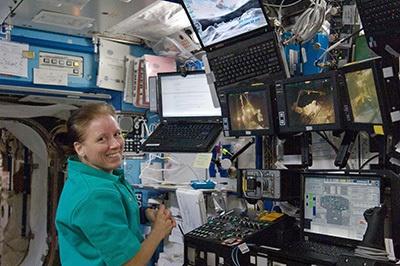 Ноутбуки на МКС - 1