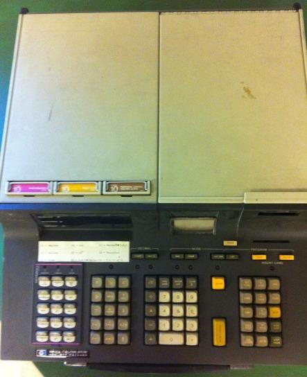 Восстановление HP 9830B - 10