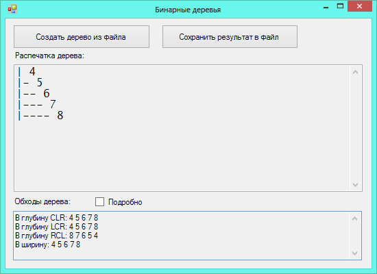 C# и немного алгоритмики: binary trees (реализация, примеры) - 2