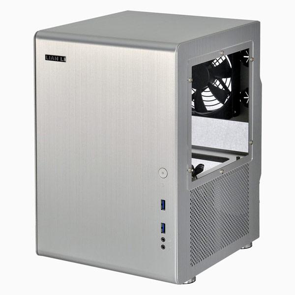 Корпус Lian Li PC-Q33W оценен производителем в $125