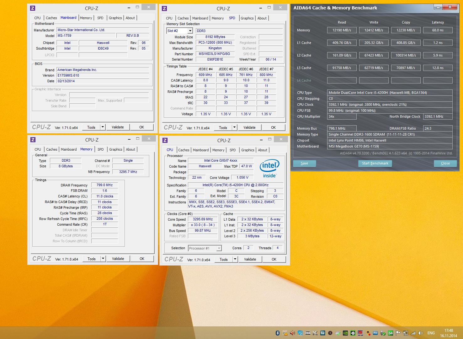 Апгрейд игрового ноутбука — зачем нужна «игровая» память и быстрая система хранения - 16
