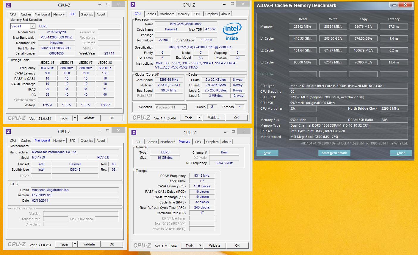 Апгрейд игрового ноутбука — зачем нужна «игровая» память и быстрая система хранения - 17
