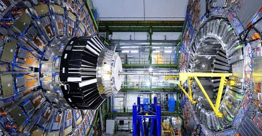 Большой адронный коллайдер запускают снова - 1