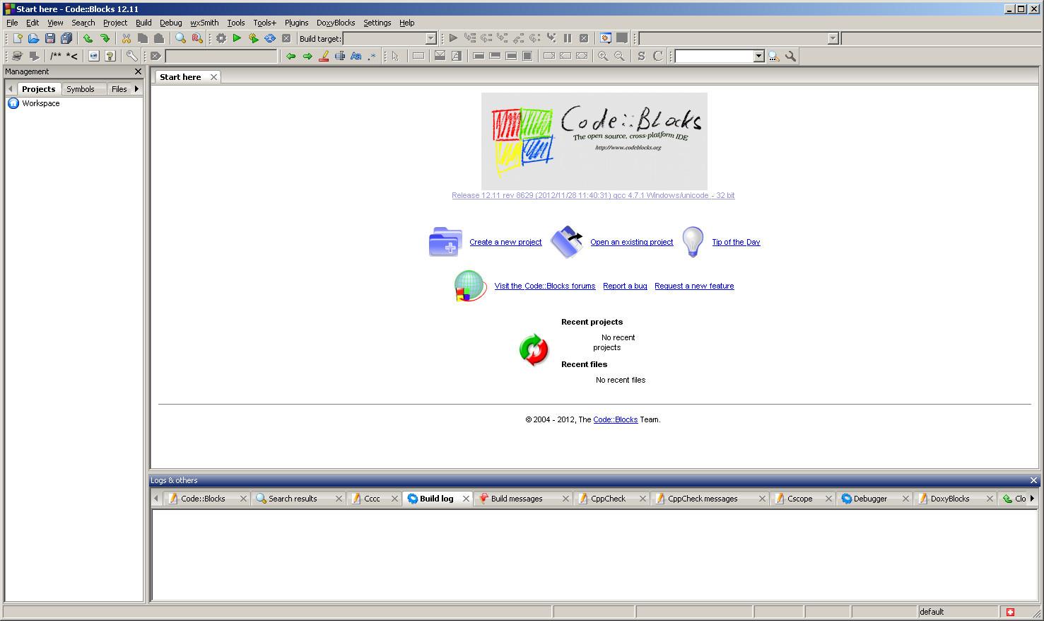Креативное программирование: openFrameworks — установка и пример визуализации музыки - 3
