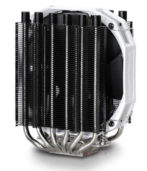 Продажи Phanteks TC14S должны начаться в декабре по рекомендованной цене $50