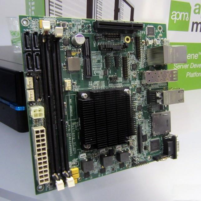 Ветер перемен: экспансия серверных ARM продолжается - 4