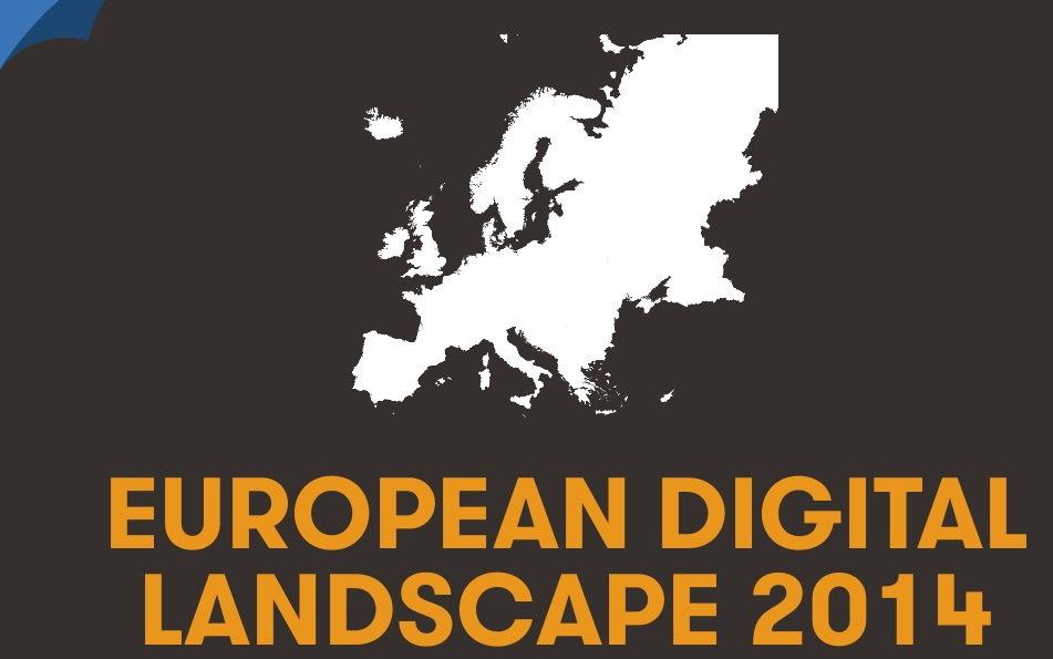 Компания Global Web Index представила статистический отчет о интернет предпочтениях жителей Европы в 2014 году - 1