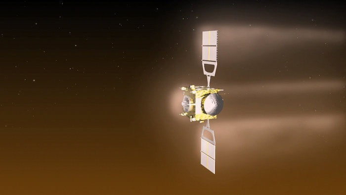У Venus Express заканчивается топливо - 1