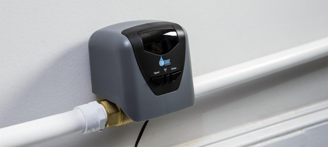 Умный клапан LeakSmart поможет избежать потопа в доме - 1