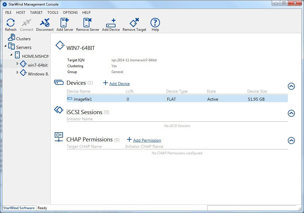Бездисковая загрузка по технологии iSCSI на базе ОС Windows - 3
