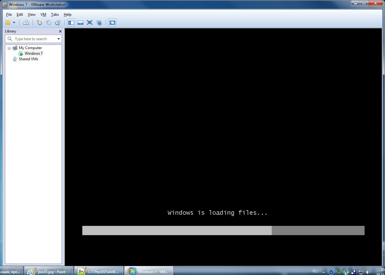 Бездисковая загрузка по технологии iSCSI на базе ОС Windows - 7