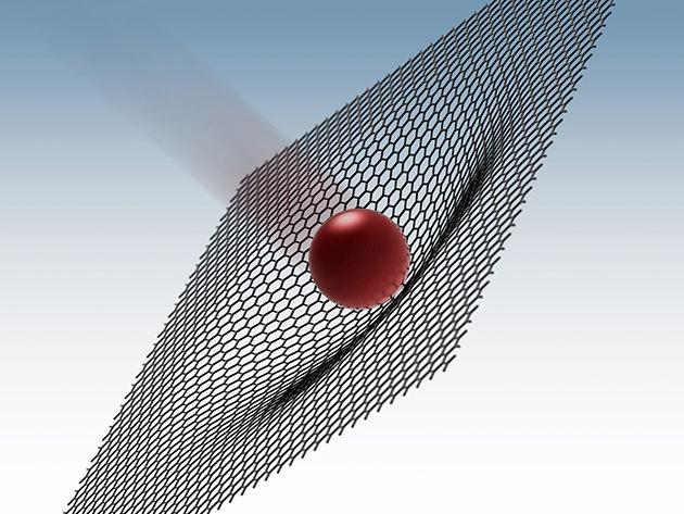 Графеновая броня в 10 раз эффективнее стали - 1