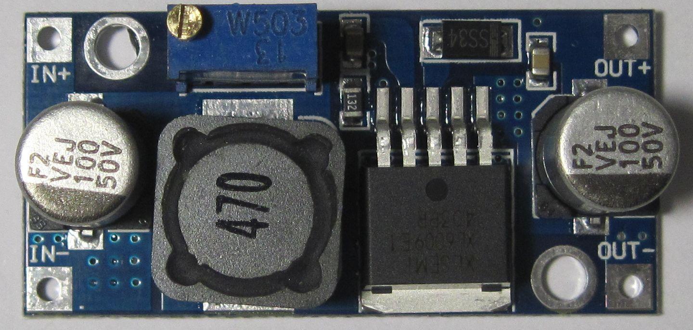 Питание 9-12-вольтовых SOHO-маршрутизаторов от USB-источника - 2