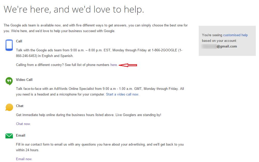 Восстанавливаем доступ к Google Analytics за 4 простых шага - 1