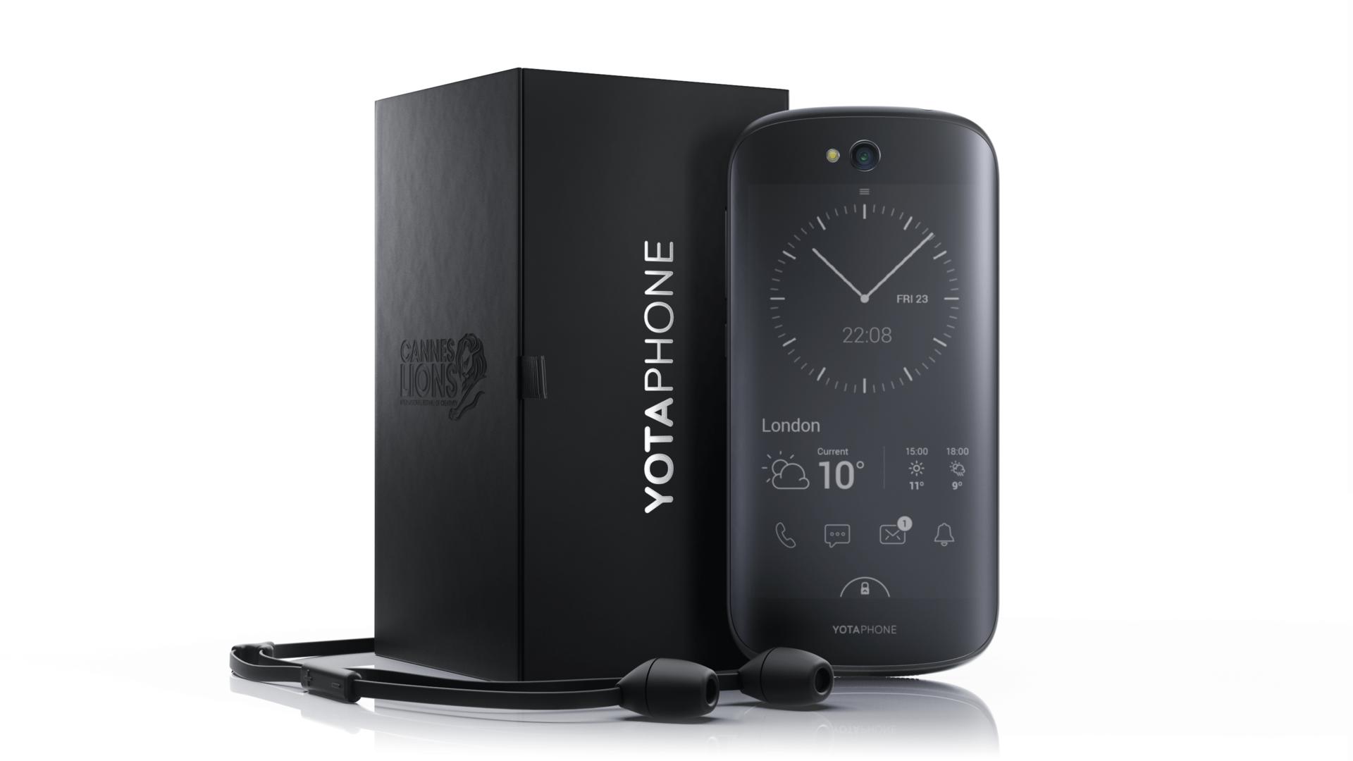 Презентация YotaPhone 2: похоже, у них получилось - 2