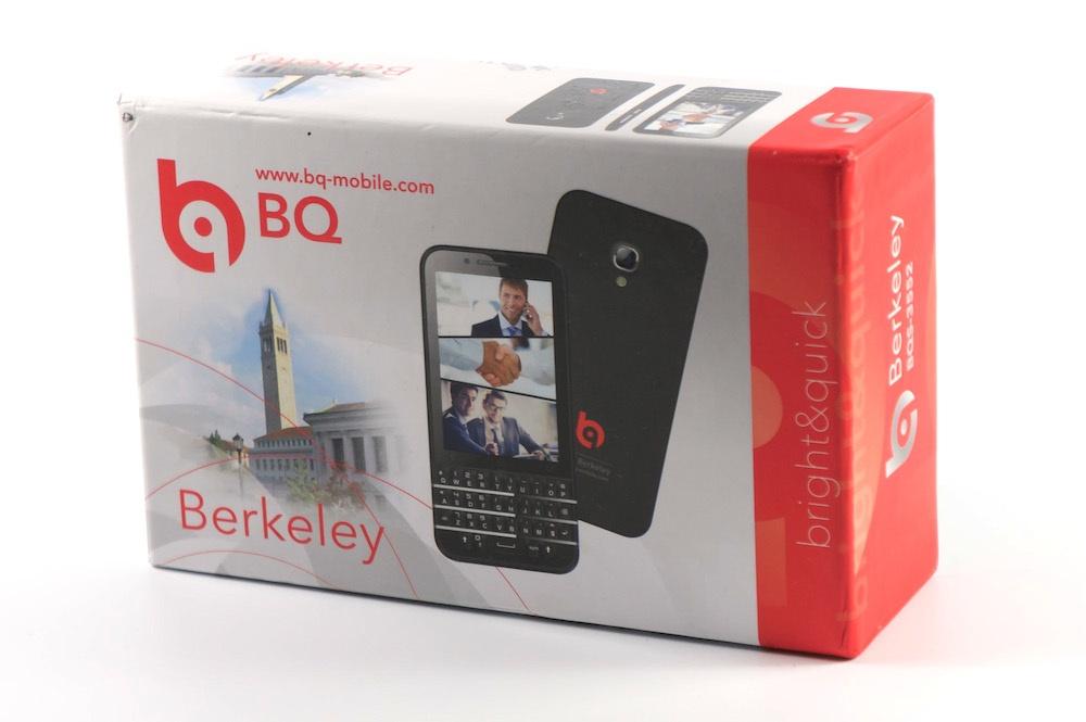 BQ Berkeley — насколько полезен Android-смартфон с полной русской клавиатурой? - 2