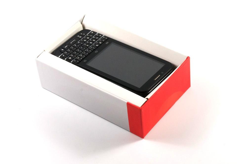BQ Berkeley — насколько полезен Android-смартфон с полной русской клавиатурой? - 3